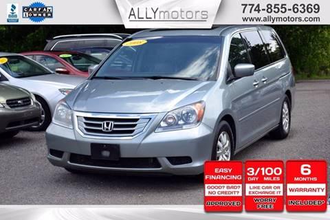 2008 Honda Odyssey for sale in Whitman, MA