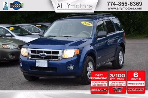 2008 Ford Escape for sale in Whitman, MA