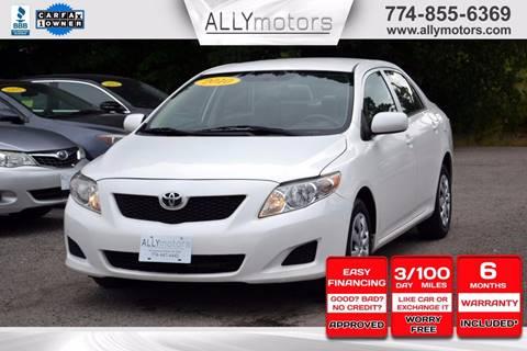 2010 Toyota Corolla for sale in Whitman, MA