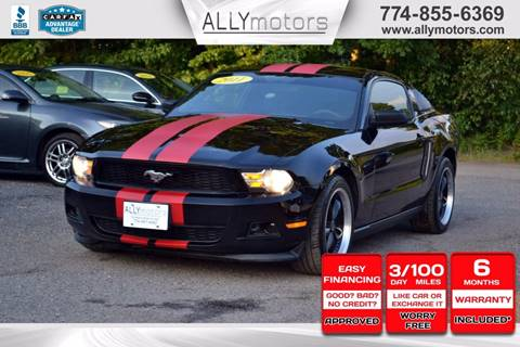 2011 Ford Mustang for sale in Whitman, MA