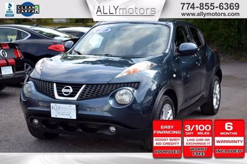 2011 Nissan JUKE for sale in Whitman, MA