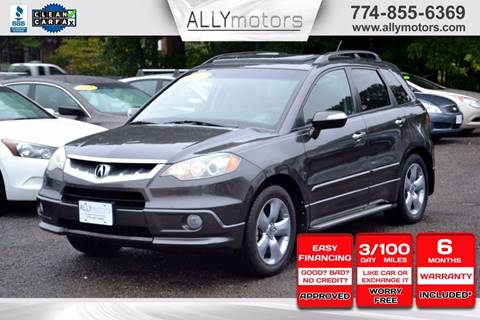 2009 Acura RDX for sale in Whitman, MA