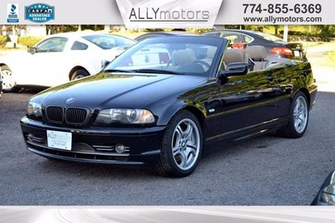 2001 BMW 3 Series for sale in Whitman, MA