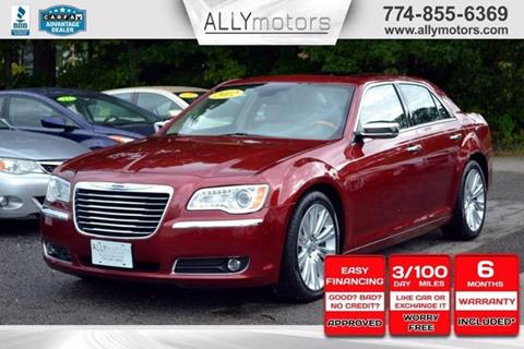 2012 Chrysler 300 for sale in Whitman, MA