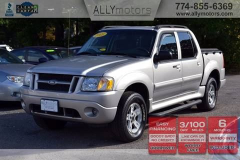 2005 Ford Explorer Sport Trac for sale in Whitman, MA