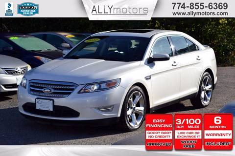 2011 Ford Taurus for sale in Whitman, MA