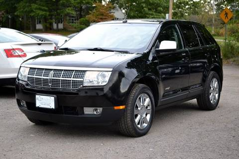 2007 Lincoln MKX for sale in Whitman, MA