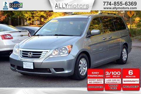 2009 Honda Odyssey for sale in Whitman, MA