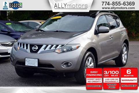 2009 Nissan Murano for sale in Whitman, MA