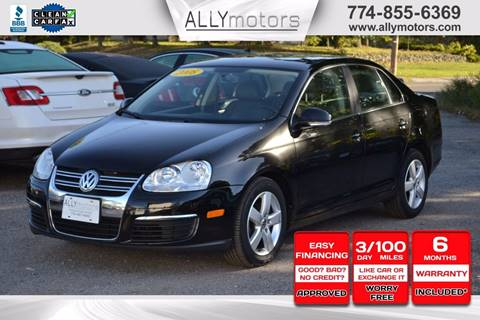 2008 Volkswagen Jetta for sale in Whitman, MA
