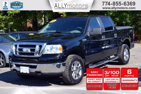 2008 Ford F-150 for sale in Whitman, MA