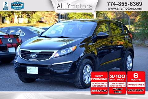 2011 Kia Sportage for sale in Whitman, MA