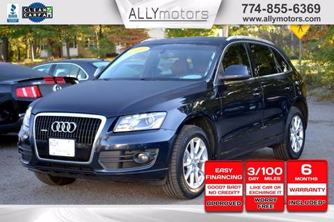 2010 Audi Q5 for sale in Whitman, MA