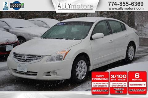 2012 Nissan Altima For Sale In Whitman, MA