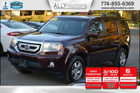2011 Honda Pilot for sale in Whitman, MA