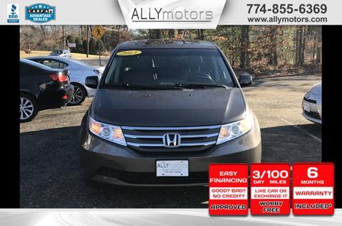 2011 Honda Odyssey for sale in Whitman, MA
