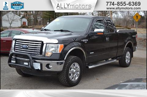 2012 Ford F-150 for sale in Whitman, MA