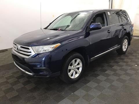 2012 Toyota Highlander For Sale >> Used 2012 Toyota Highlander For Sale In Sheboygan Wi Carsforsale Com