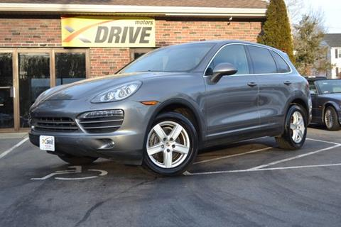 2012 Porsche Cayenne for sale in Whitman, MA