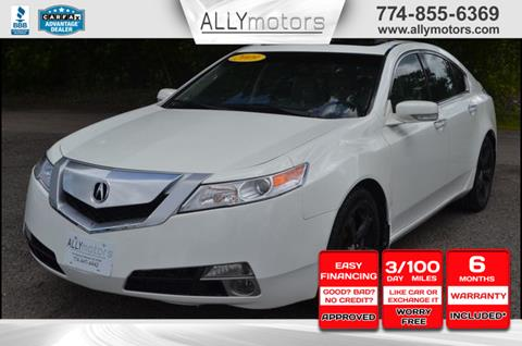 2009 Acura TL for sale in Whitman, MA