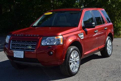 2009 Land Rover LR2 for sale in Whitman, MA