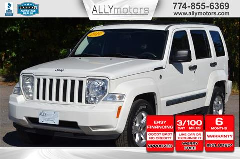 2010 Jeep Liberty for sale in Whitman, MA