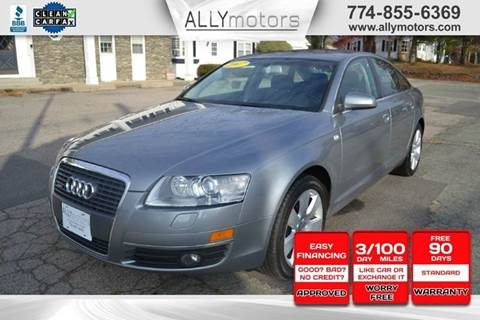 2007 Audi A6 for sale in Whitman, MA
