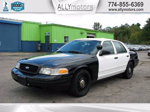 2010 Ford Crown Victoria for sale in Whitman, MA