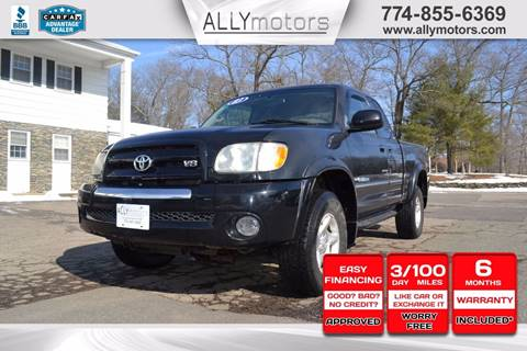 2003 Toyota Tundra for sale in Whitman, MA