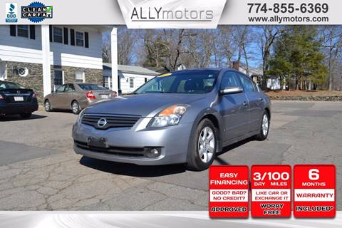 2007 Nissan Altima for sale in Whitman, MA