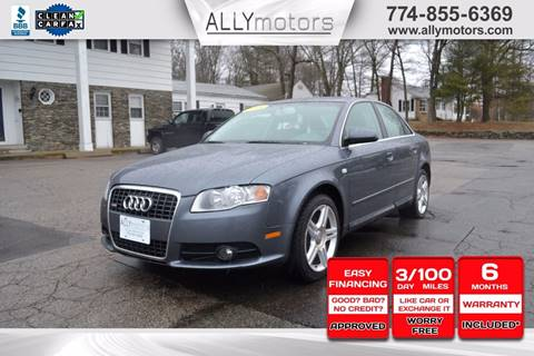 2008 Audi A4 for sale in Whitman, MA