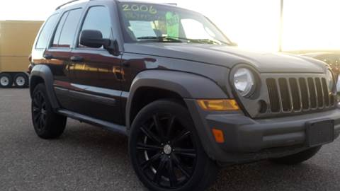 2006 Jeep Liberty for sale in Amarillo, TX