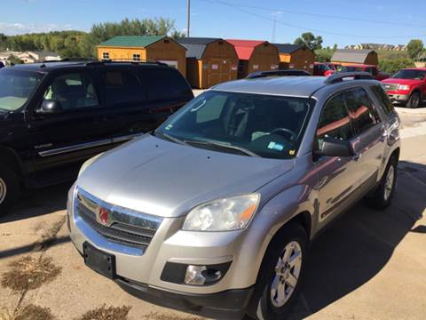 2008 Saturn Outlook for sale in Sioux City, IA