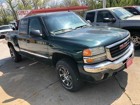 2003 GMC Sierra 1500 for sale in Sioux City, IA