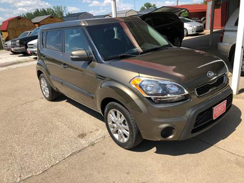 2013 Kia Soul for sale in Sioux City, IA