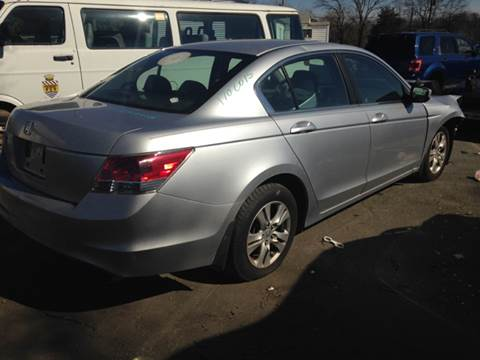 2009 Honda Accord for sale at ASAP Car Parts in Charlotte NC