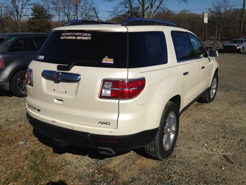 2008 Saturn Outlook for sale in Charlotte, NC
