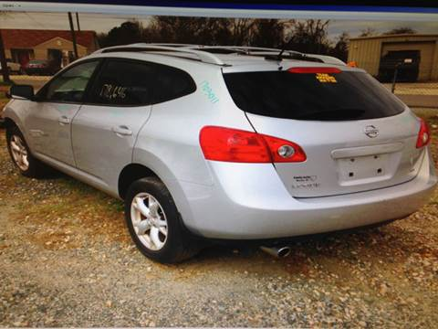 2008 Nissan Rogue for sale at ASAP Car Parts in Charlotte NC