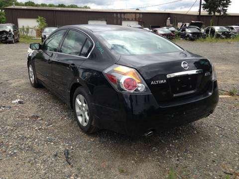 2008 Nissan Altima for sale at ASAP Car Parts in Charlotte NC