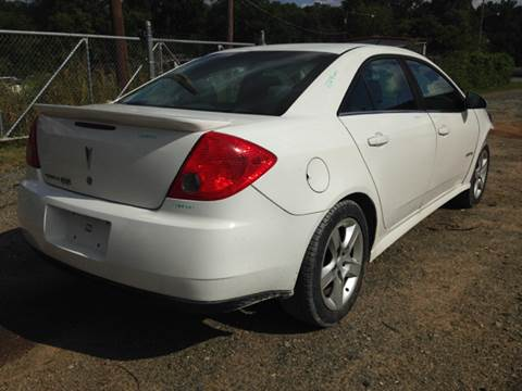 2009 Pontiac G6 for sale at ASAP Car Parts in Charlotte NC
