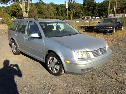 2002 Volkswagen Jetta for sale at ASAP Car Parts in Charlotte NC