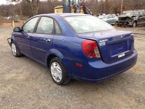 2007 Suzuki Forenza for sale at ASAP Car Parts in Charlotte NC