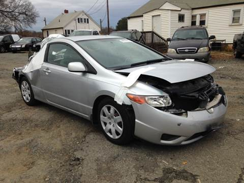 2007 Honda Civic for sale at ASAP Car Parts in Charlotte NC