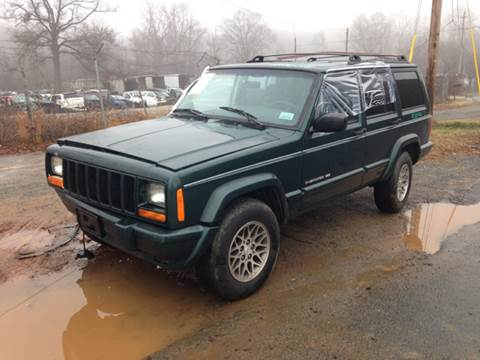 1999 Jeep Cherokee for sale at ASAP Car Parts in Charlotte NC