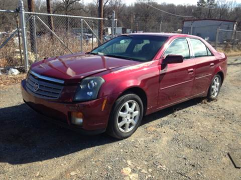 2006 Cadillac CTS for sale at ASAP Car Parts in Charlotte NC