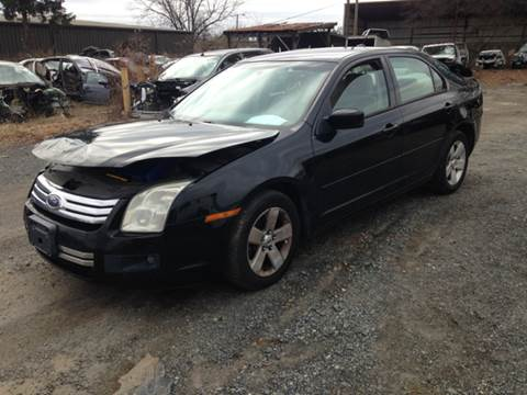 2007 Ford Fusion for sale at ASAP Car Parts in Charlotte NC