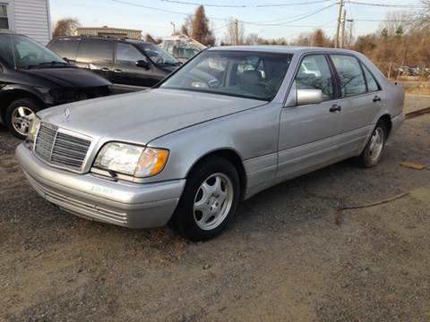1999 Mercedes-Benz S-Class for sale at ASAP Car Parts in Charlotte NC