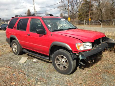 2000 Nissan Pathfinder for sale at ASAP Car Parts in Charlotte NC