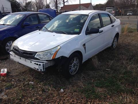 2008 Ford Focus for sale at ASAP Car Parts in Charlotte NC