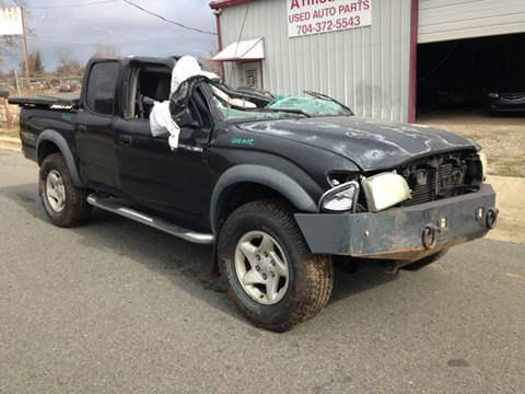 2003 Toyota Tacoma for sale at ASAP Car Parts in Charlotte NC